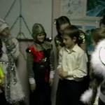 Открытый урок английского языка для детей в честь празднования Рождества и Нового Года в Симферопольском филиале Центра обучения английскому языку Лардан.