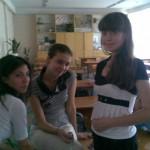 Презентационное занятие для старшеклассников в Днепропетровском филиале